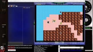 Zelda II - The Adventure of Link - 1988 LONGPLAY Maze Palace to Ocean Palace - User video