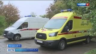 Старые скорые уходят в отставку на смену им на Ставрополье приходят новые