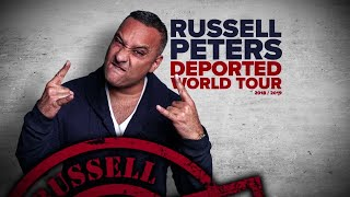 Russell Peters Parenting Advice