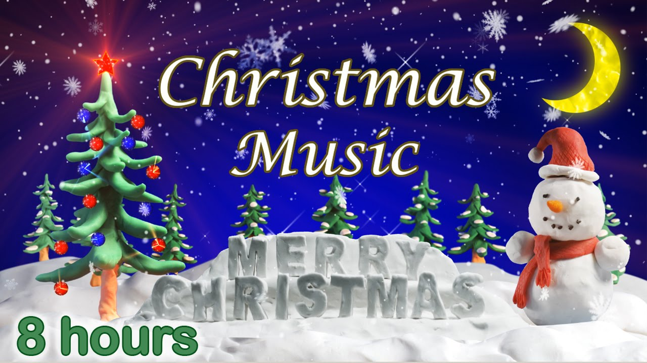 Instrumental Christmas Music.8 Hours Christmas Music Instrumental Christmas Carols Christmas Songs Playlist Best Mix