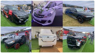 Kantanka Makes New Cars: See All New & Old Cars, TV, Tapes, Food Put On Display @ 40th Exhibition
