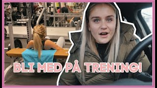 VLOG :: shopping, trening & rydding