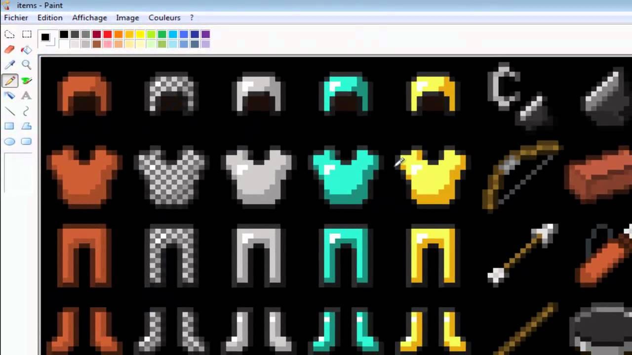 Tuto Creer Un Pack De Texture Minecraft Toutes Versions Hd Youtube