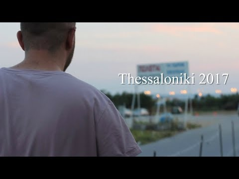 A day in Thessaloniki.