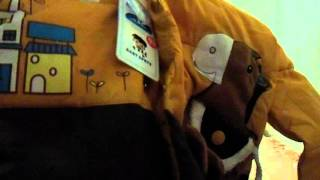 алиэкспресс. детский-зимний комбинезон и очки антиблик(, 2015-11-15T13:30:10.000Z)