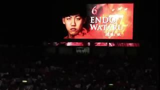 AFC Champions League 2017 Urawa vs Shanhai 浦和レッズ 選手紹介 映像...