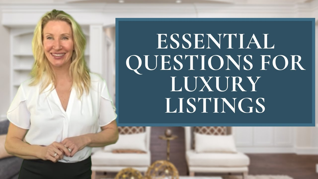 How to Interview📝a Luxury Real Estate 🏘 Agent with Kimmy Rolph 🙋🏼♀️