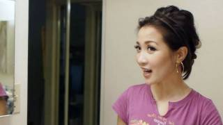 Hair Tutorial: Everyday Updo Hair Style =)
