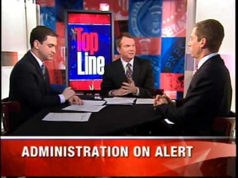 Top Line: Terrorism: Former Bush Official Speaks