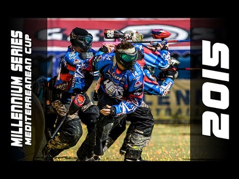Paintball Mediterranean Cup - 2015 - Puget - MILLENNIUM SERIES [by 141] HD