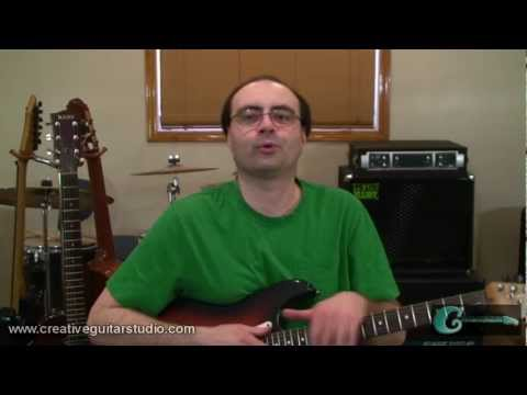 GUITAR THEORY: Arranging Stacked Arpeggios