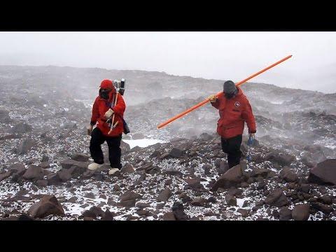 BU in Antarctica: Getting to Work
