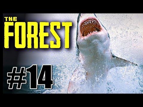 [The Forest #14] - คนป่า และคนบ้าสร้างบ้านทับหลุมศพ  Ft.OpzTv , หนึ่งน้ำ