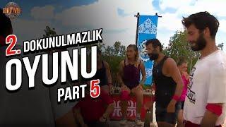 2. Dokunulmazlık Oyunu 5. Part   32. Bölüm   Survivor Türkiye - Yunanistan
