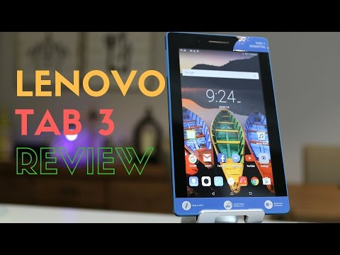 LENOVO TAB 3 - BEST ANDROID TABLET UNDER $100?