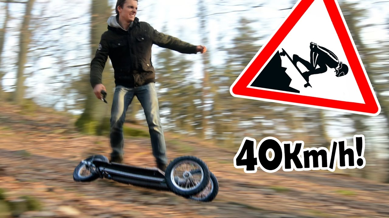wir bauen ein offroad longboard diy raketenantrieb test. Black Bedroom Furniture Sets. Home Design Ideas