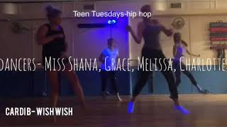 Teen Tuesdays hip hop!