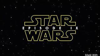 звездные войны эпизод 9 !дата выхода!