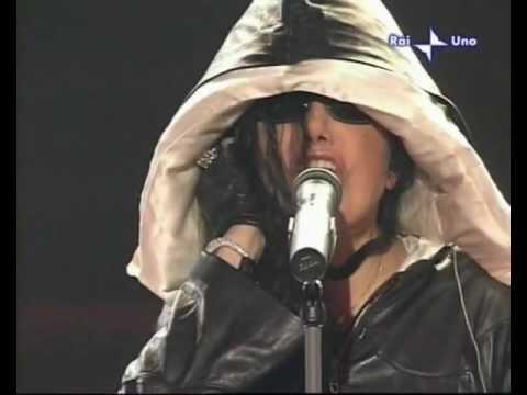 Loredana Berte' - Musica e Parole - Festival di Sanremo 2008.