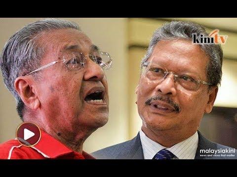 Peguam negara kena 'bullshit' dengan Mahathir