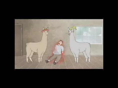 Lamas mit Hüten auf SaarPfälzisch HQ