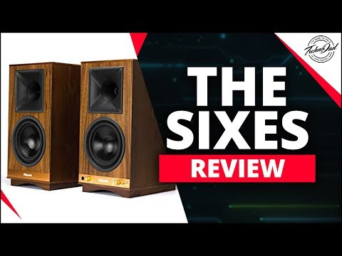 Klipsch The Sixes Review | Best Bluetooth Speakers Ever!