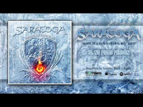 "SARATOGA ""No Pidas Perdón"" (Audiosingle)"