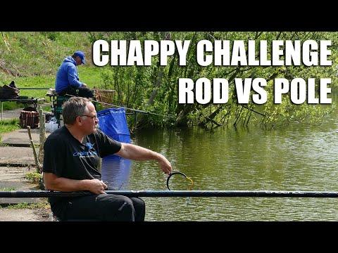 Chappy Challenge - Rod Vs Pole