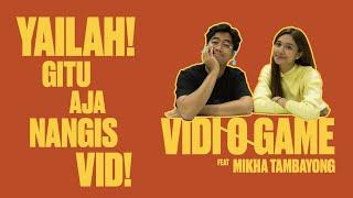 Vidi-O-Game : Mikha Tambayong Berhasil Bikin Vidi Nangis!