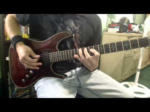 Stone Sour - Absolute Zero (Guitar Cover)