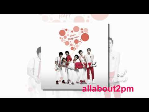 2PM - Open Happiness