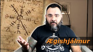 Tatuagens nórdicas e o Elmo do Terror (Ægishjálmur)