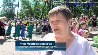 10-летие Соколовского настольного  тенниса