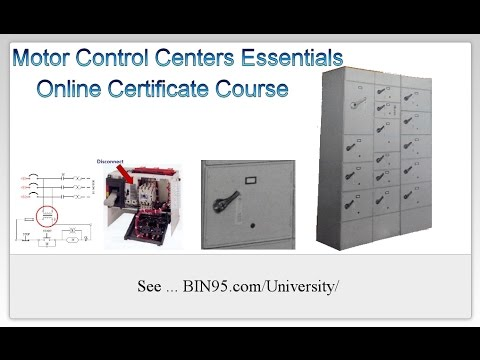 MCC Electrical - YouTube