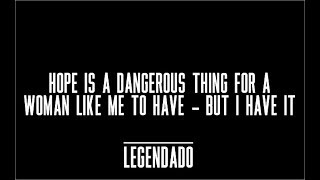 Baixar Hope Is A Dangerous Thing For A Woman Like Me [...] | Legendado PT-BR | Lana Del Rey