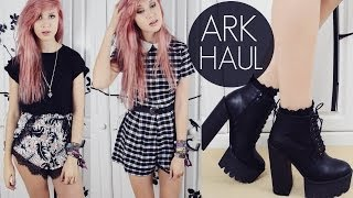 Spring Ark Clothing Haul // Amy Valentine Thumbnail