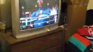 American Idol wannabe