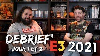 On fait le RECAP de l'E3 JOUR 1 & 2  (Summer Game fest/Tribeca Games/Kosh Prime/IGN EXP)