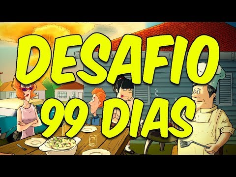 DESAFIO DOS 100... NÃO DOS 99 DIAS | 60 Seconds!