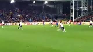 Video Gol Pertandingan Crystal Palace vs Tottenham Hotspur