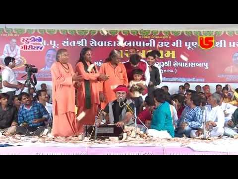 09-Parab Dham Tithi Santwani || Kirtidan Gadhvi || Mane Mavtar Male To Amar Ma Jeva Maljo
