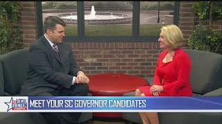 FULL INTERVIEW with SC Governor Candidate Catherine Templeton