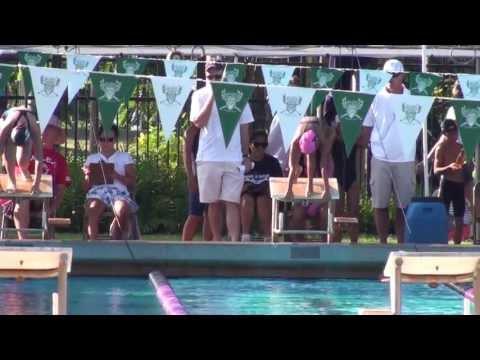 BROOKE MING - Kamehameha Swim Club - 10/26/2013 - 50 yd. Butterfly
