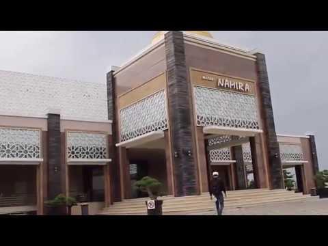Dihiasi Potongan Kiswah Kabah Masjid Di Lamongan Jadi Viral