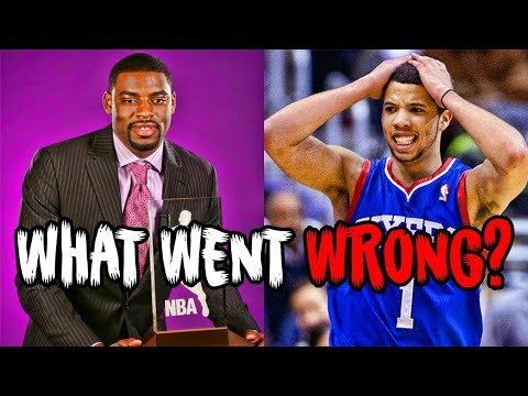 """5 """"Future NBA Stars"""" Who Completely FELL OFF"""