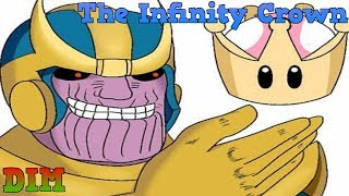 Thanos Finds The Infinity Crown