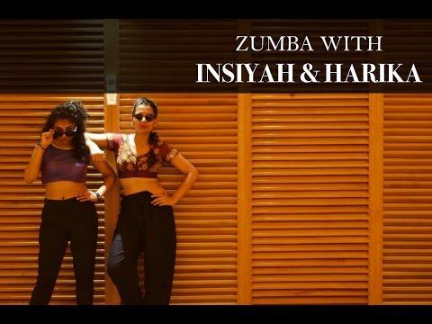 Zumba® Routine | Kaala Chashma | Zumba With Insiyah And Harika