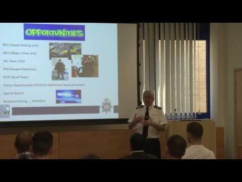 Cambridgeshire Police,  Specials Recruitment Event.