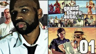 "Grand Theft Auto 5 Gameplay Walkthrough Part 1 - INTRODUCTION ""GTA V"" ""GTA 5"""