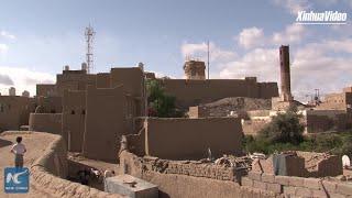 Yemen's historic castle in Saada at risk